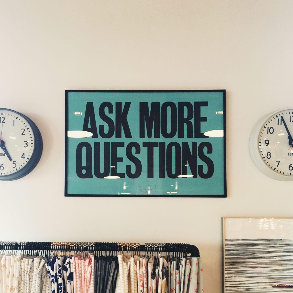 Noch Fragen zum AMI